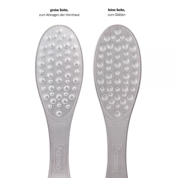 Adessa professional stainless foot file