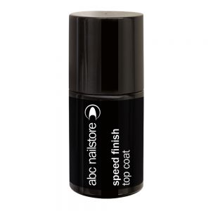 abc nailstore speed finish, 15 ml