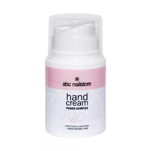 "abc nailstore hand cream power-komplex ""Wio"""